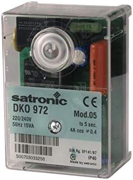 Bo/îte de contr/ôle DKO 970 mod.05