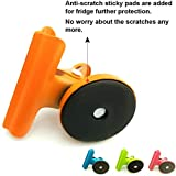 16PCS Big Magnetic Clips Fridge Magnets,38mm