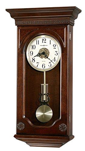 Howard Miller 625-384 Jasmine Wall Clock