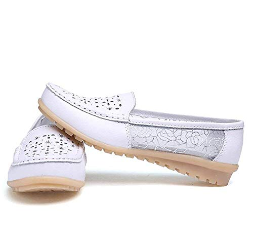 Cuir Chaussures Plates De Sandales B Femmes Sport Fuxitoggo Eu6 Uk4 Eu36 Conduite En Pour Cn36 dHXwqzq