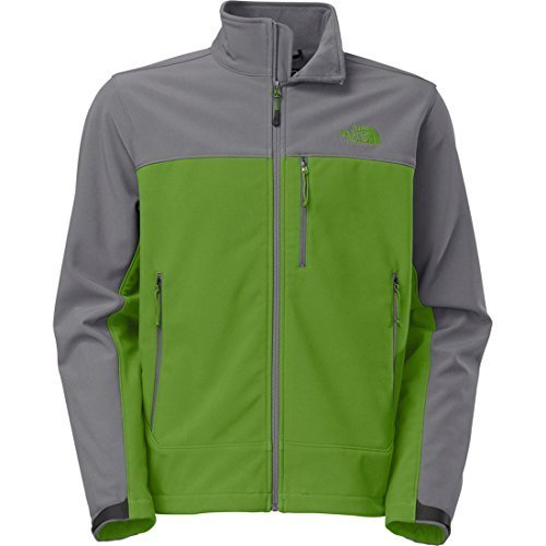 The North Face Men's Apex Bionic Jacket Adder Green/Sedona Sage Grey X-Large by The North Face