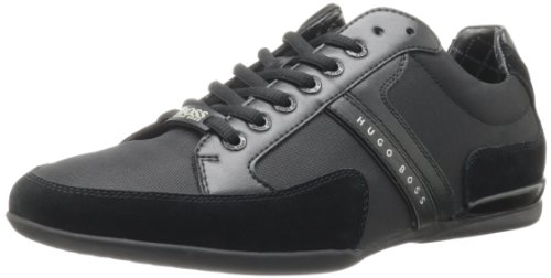 Hugo+Boss+Men%27s+Spacit+Fashion+Sneaker%2CBlack%2C9+M+US