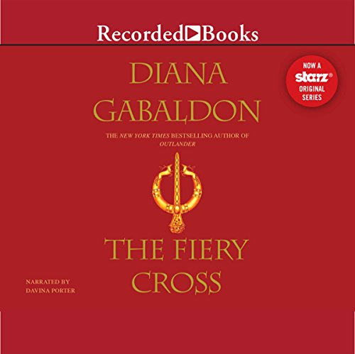 The Fiery Cross Audiobook by Diana Gabaldon [Free Download by Trial] thumbnail