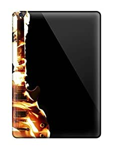 Durable Guitar Back Case/cover For Ipad Air