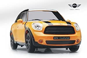 Voiture RC Mini Cooper Clubman 118 (blanche)