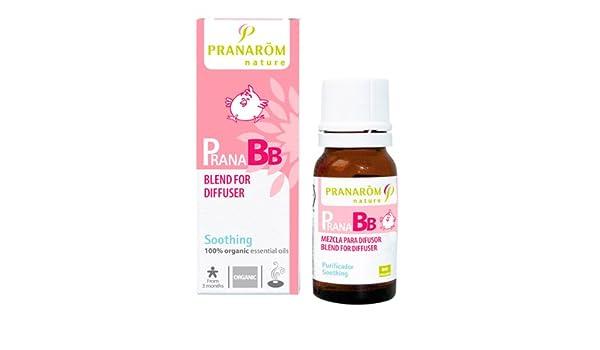 PRANAROM Mezcla bio para difusor purificador pranabb: Amazon.es: Salud y cuidado personal