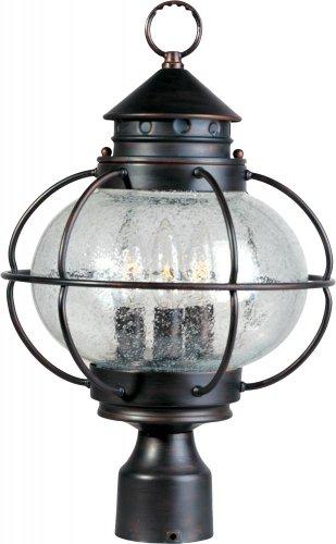 Outdoor Post Pole Lantern Lamp in US - 8