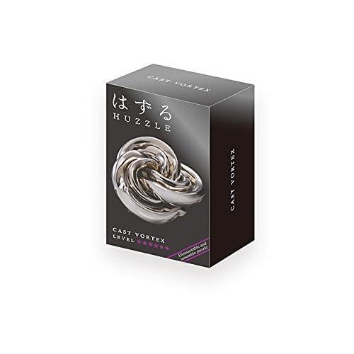 Gigamic - Huzzle Cast Vortex Diff.6 Casse Tête, Cpvor