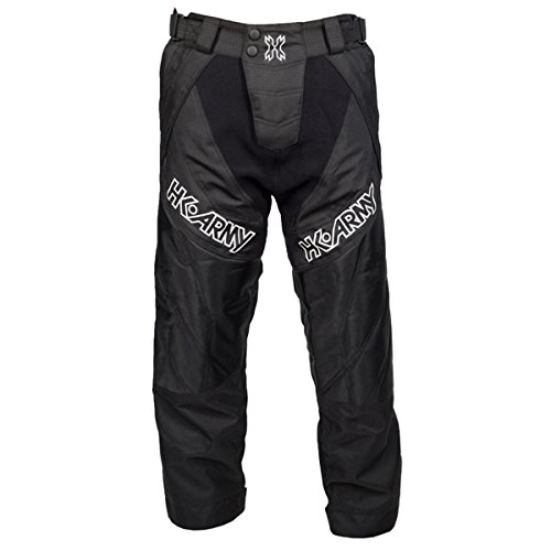(HK Army HSTL Line Pants - Black - Medium)