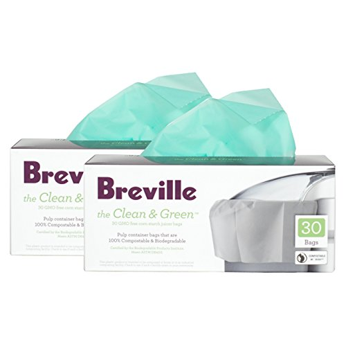 Breville Clean and Green Biodegradable Pulp Container for sale  Delivered anywhere in USA