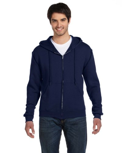 Fruit Loom Full Zip Long Sleeve Hoodie product image