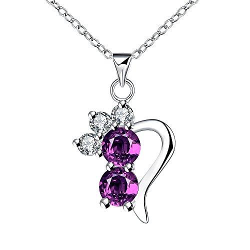 [Leka Neil Fashion Jewelry Necklaces Best Friend Necklaces Couples Necklace Cross Necklace Fashion Jewelry Jewelry] (Good Costumes For Two Best Friends)