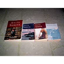Anita Shreve - (Set of 4) - Not a Boxed Set (Testimony - The Pilot's Wife - Fortune's Rocks - All He Ever Wanted)