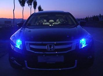 2 x 5 SIN ERRORES CANBUS SMD LED azul brillante HID Xenon ...