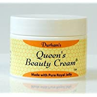 Queen's Beauty Cream - Royal jelly face cream by Durham's Bee Farm
