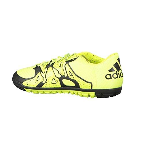 Turf Yellow Football Yellow adidas Core Solar 15 Men's Black Boots 3 Solar Yellow X zPz4nxqt