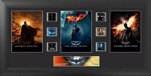 Filmcells Batman The Dark Knight Trilogy Framed Art, S1