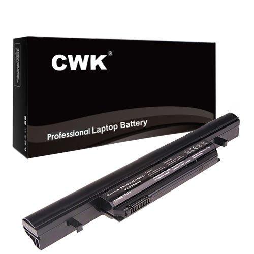 CWK Long Life Replacement Laptop Notebook Battery for Toshiba PABAS246 Tecra R850 R950 R850-S8550 R850-S8552 PA3904U-1BRS PABAS245 Tecra R850 R950 - Accessories Tecra Toshiba