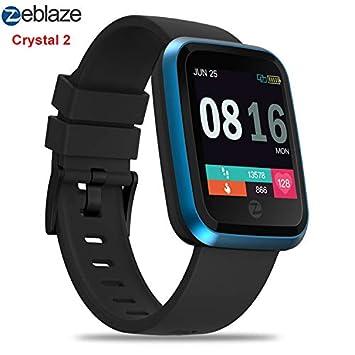 Zeblaze Crystal 2,IP67 Montre connectée Bluetooth avec écran Couleur 3,8 cm et