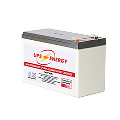 APC Back-UPS ES 8 Outlet 550VA (BE550R) Replacement Battery - UPS Energy
