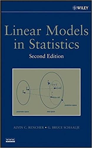 Buy linear models in statistics wiley series in probability and buy linear models in statistics wiley series in probability and statistics book online at low prices in india linear models in statistics wiley series fandeluxe Choice Image