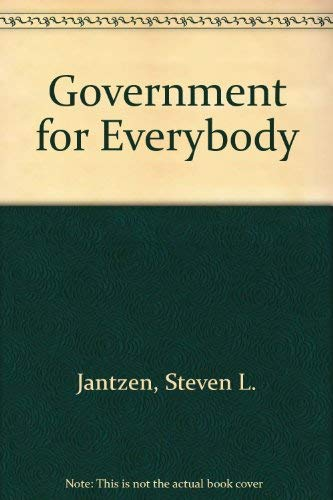 Government for Everybody