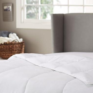 Pinzon Hypoallergenic Down Alternative Year Round Comforter - Full/Queen