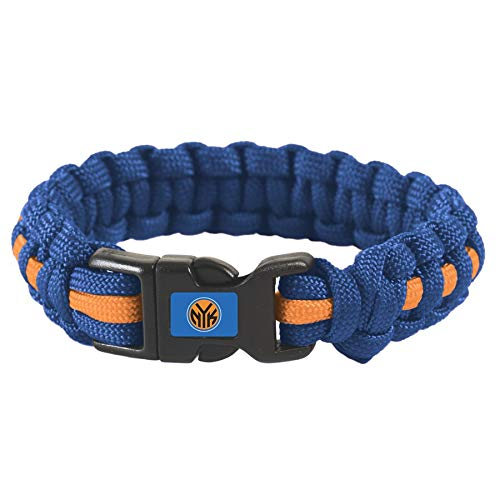 WinCraft New York Survival Paracord Bracelet L/XL