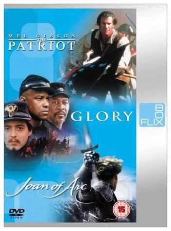 The Patriot [Reino Unido] [DVD]: Amazon.es