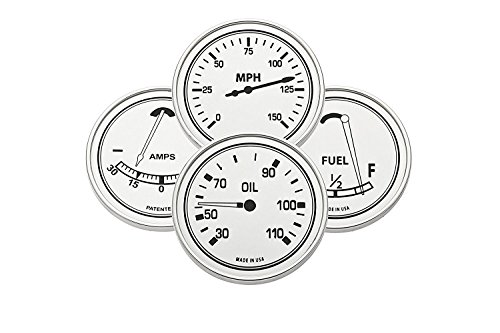 Godinger Race Car Dashboard Dials Coaster - Set of for sale  Delivered anywhere in USA