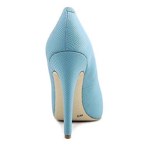 Parade Des Femmes Bcbgeneration Fermé Orteils Pompes Classiques, Bleu, Taille 8.0
