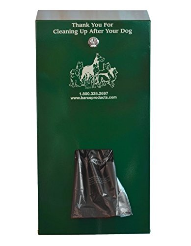 dog bag dispenser for wall - 4