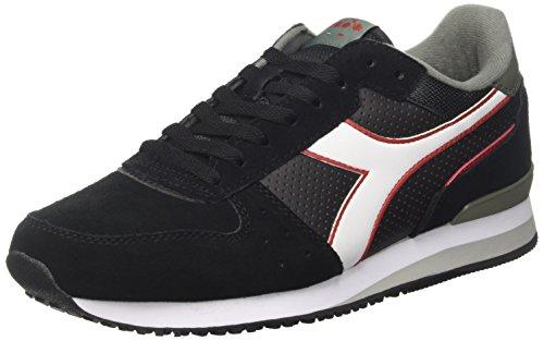 S Nero Sneaker Malone Uomo Trasparente Diadora Basso Nero Collo a S5ZWaaqR