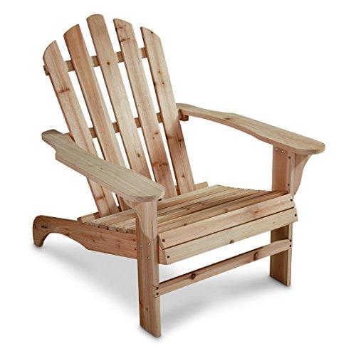CASTLECREEK Oversized Adirondack Chair, 400-lb. Capacity by CASTLECREEK