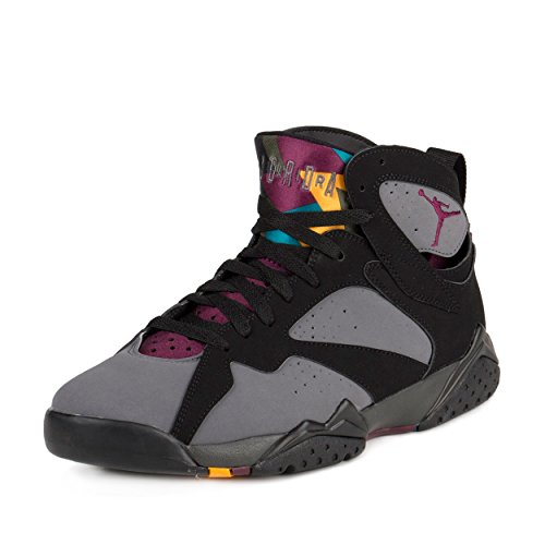 8e732a67a1d Galleon - Nike Mens Air Jordan 7 Retro Bordeaux Black/Bordeaux-Light  Graphite Suede Size 7.5