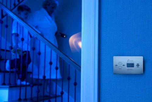 KIDDE 9000146LP Carbon Alarm, Electrochemical