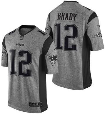 black and grey patriots jersey