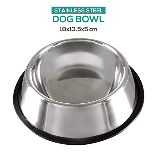 Vettora Stainless Steel Bowl Silver