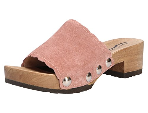 Softclox Women's Clogs Rose sUwEOnxQtb