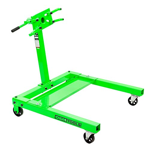 OEMTOOLS 24829 Engine Stand (1250 Lb) (Engine Geared Stand)