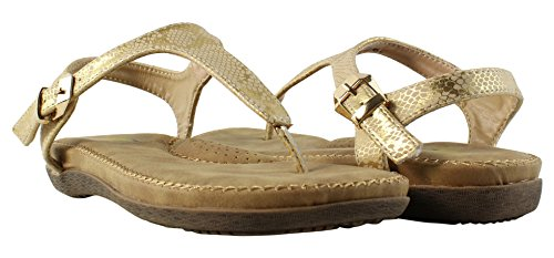 Volatile Womens Reece Dress Sandal Gold 6 B Us Available In Oman