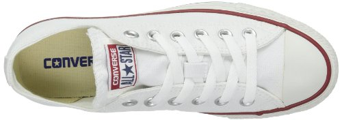 Converse Mens Chuck Taylor All Star Seasonal Ox Optical White nfhYY6q