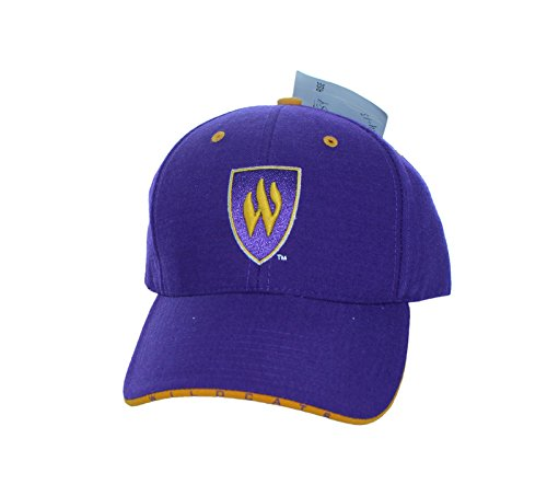 New! Weber State University Wildcats Adjustable Back Hat Embroidered - State Weber Football
