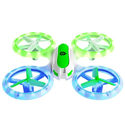 Force1 UFO3000 LED Mini Drones for Kids
