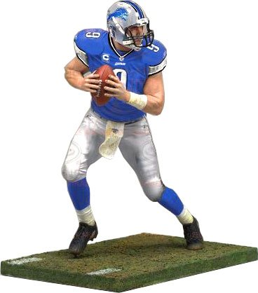 McFarlane Toys NFL Sports Picks Series 29 Exclusive Action Figure Matthew Stafford (Detroit Lions) by Unknown - Exclusive Mcfarlane Toy