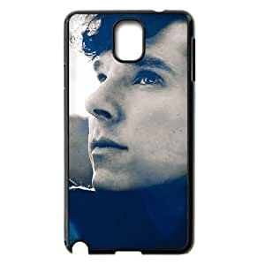 C-EUR Customized Print Benedict Cumberbatch Hard Skin Case Compatible For Samsung Galaxy Note 3 N9000