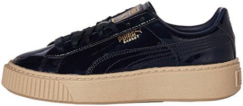 Hockey Basket Field Shoe Puma Wn's Women's peacoat Peacoat Patent Platform RYq5wP