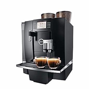 Jura X8 Giga velocidad Bean a taza máquina de café: Amazon.es: Industria, empresas y ciencia