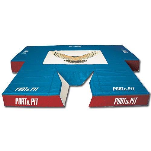 """Port a Pit Pole Vault Landing System 20'x 21' x 26"""" Sold Per EACH"""