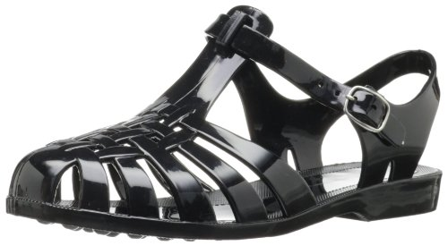 - Chinese Laundry Women's Feliz Jelly Sandal, Black, 9 M US